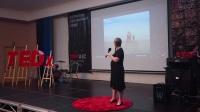 语言如何塑造时间与空间:Sheena Van Der Mark@TEDxUIC