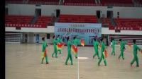 山东省第七届全民健身运动会健身秧歌比赛莱芜市代表队   9