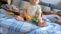 国民宝贝 第五集 开心宝宝第6个月记 宝宝第一次坐立