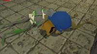 【落尘】神奇青蛙 恐怖游戏下水道危机惊魂 丧尸围城新一代逗比巨作