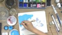 水彩教程—看大神怎么画夏天的云