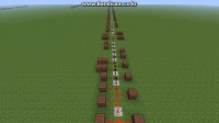 【转载】Minecraft Music Art - River flows in you