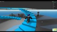 我是无敌的!ROBLOX游戏:自然灾难生存