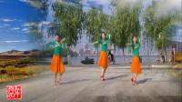 南阳和平广场舞系列--雪山姑娘(团队版正、背面演示)