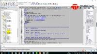 CC2541蓝牙4.0SDK开发工具视频教程16-SPI使用介绍