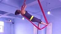 空中瑜伽初级教学视频 空中舞韵瑜伽