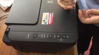 常规打印机进维修模式