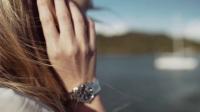 浪琴表名匠系列新款腕表呈现蓝色亮彩