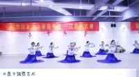 蒙族舞《泉》领舞艺术