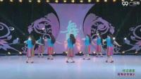 老年健身舞王广成广场舞站在草原望北京