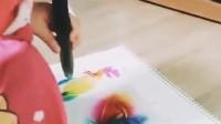 多多岛韩国玩具 凯丽和玩具朋友们推荐的吹吹神笔 吹吹笔