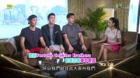 《Star Talk》 专访 彭于晏 ,窦骁,崔始源