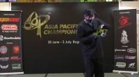 Zhong Jiaen (CN)  1A Division Finals - Asia Pacific Yo-yo Championships 2017