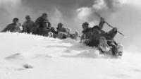 A553抗战打仗视频素材 抗日战争红军长征