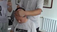 骨关节旋动复位(手法)术治疗颈椎病偏头痛