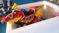 恐龙战队玩具系列 184