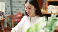 【A236】苏苏姐家_钩针小花束组装方法_教程
