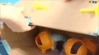 小企鹅波鲁鲁玩具系列 95