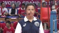 2017世界女排大奖赛昆山站中国vs意大利比赛录像