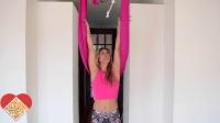 舞吧网_[独家收藏] 空中翻转和技巧的瑜伽教程