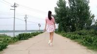 华美舞动广场舞《爱太累心太累》简单32步