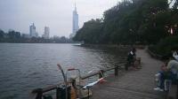 170710MON 欧洲古典音乐家 配乐介绍 知乐古典音乐 环洲湖畔木道 月季园旁 玄武湖 南京