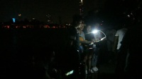 170710MON 流行歌曲 游人 吉他伴奏 TONY大叔 环洲湖畔木道 月季园旁 玄武湖 南京 (2)