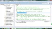 Struts2企业级开发详解视频教程第三讲 struts2框架_常量【育知同创】