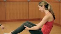 10分钟Barre3芭蕾形体核心伸展教学Anywhere_ Core + Stretch
