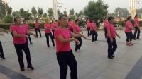 17年7月12日山东奥林匹克广场 舞蹈队 系列集体舞 领队 编导杨玉华  参演者 杨建华 等