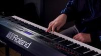 Roland RD-2000舞台电钢琴演示视频【中国电子琴信息网转】