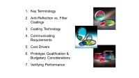 光学镀膜新动态-介绍