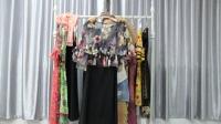 阿邦服装批发-新款时尚夏装连衣裙走份30件一份--666期