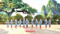 祁阳凌云广场舞-当兵就是那么帅