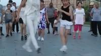 《舞蹈娱乐》这舞蹈比广场舞好看太多了 跳起来好帅