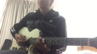周老三电吉他即兴