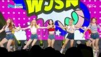 170715 MBC 音乐中心 宇宙少女  (Cosmic Girls) - Happy