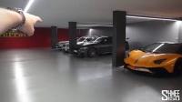 [土豪Shmee]进入gercollector的秘密车库并开走了一辆C63 AMG Black Series