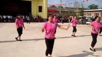 大运舞蹈队-迎酒欢歌-平陆县常乐镇后村关帝庙会视频