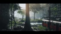 CRYENGINE - Post Apocalyptic City Scene (4K)