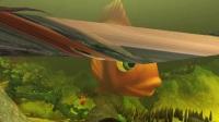 【落尘】海底大猎杀 300级修仙神鱼,一口1条龙龟1只鲶鱼【直播录像】