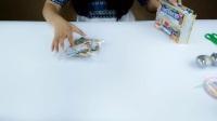 DIY食玩生鱼片啤酒-绒绒兔玩具
