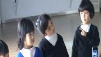 笑笑·雯雯·乐乐·仔仔·2011.01.在燕莎芭蕾学校跟杨老师学跳舞309M2U01214