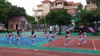 西樵民乐幼儿园----幼儿花式篮球操