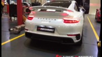保时捷 Porsche 991.2 Turbo S x Fi Exhaust - 声浪测试!