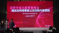 2017中国母婴大会消费升级与新零售峰会(1)