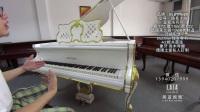 德国国宝BLUTHNER博兰斯勒皇家洛可可路易十四 德国原装进口顶级二手三角钢琴 PK斯坦威steinway施坦威