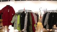阿邦服装批发-时尚冬款羽绒棉服可挑款50件起批--699期