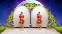 湖北汉川秀秀广场舞《家乡的姑娘真漂亮》