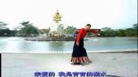 李正秀广场舞(天边的情歌)编舞:雨夜